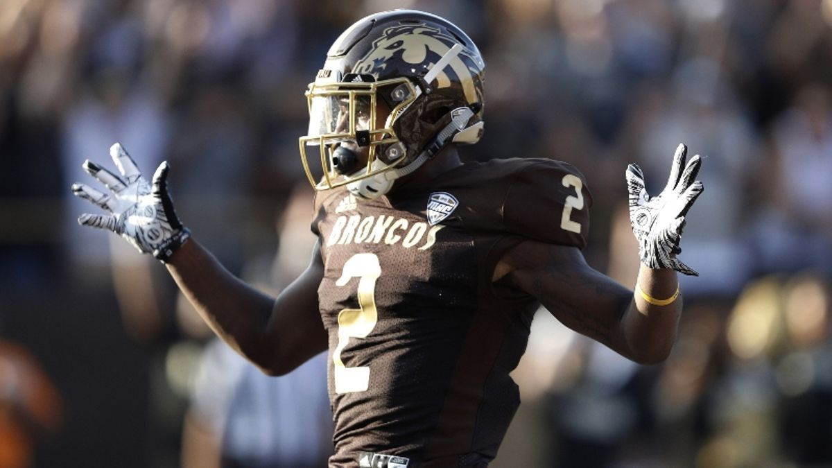 Stuckey & Wilson: 2 College Football Moneyline Underdogs to Bet in Week 6 article feature image