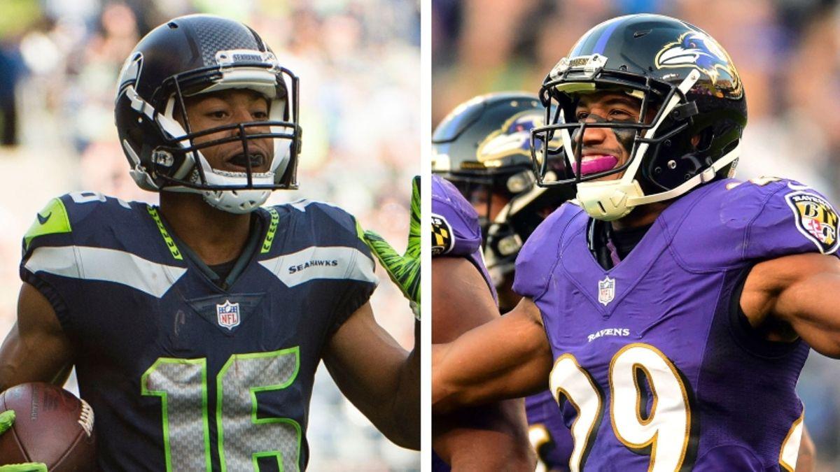 Grading Week 7 NFL WR/CB Matchups: Will Tyler Lockett Exploit Marlon Humphrey? article feature image