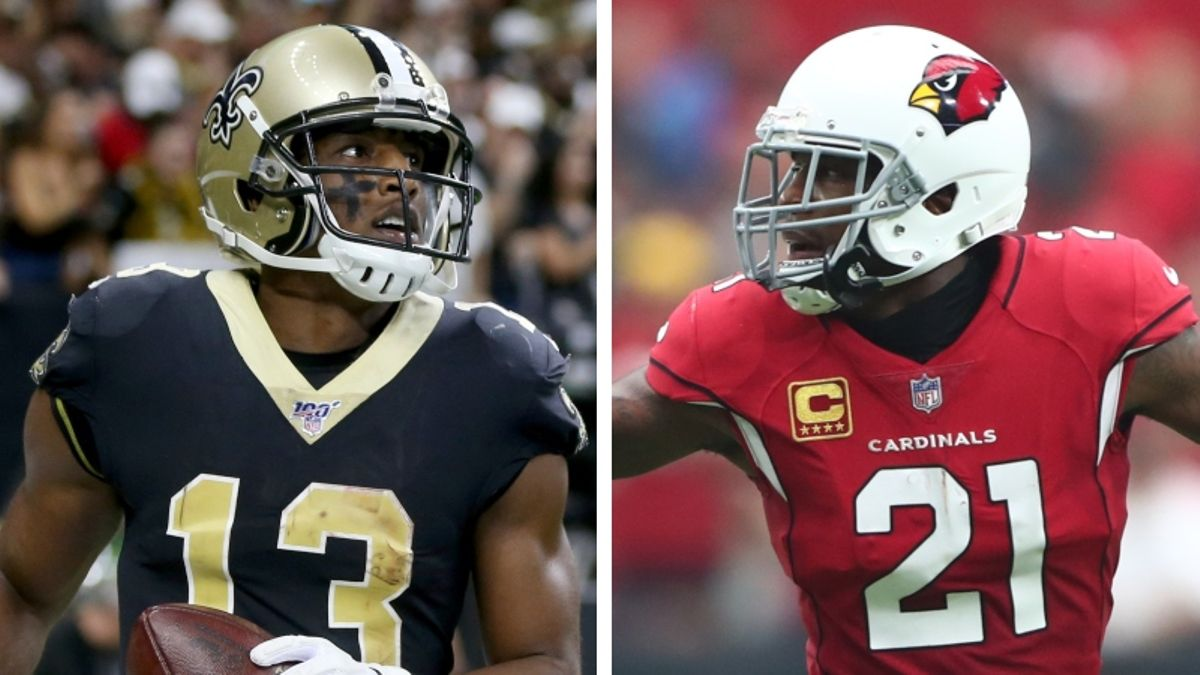 Grading Week 8 NFL WR/CB Matchups: Michael Thomas vs. Patrick Peterson, More article feature image