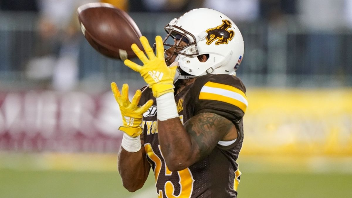 Wyoming vs. San Diego State Betting Odds, Pick: Are the Cowboys a Fraud? article feature image