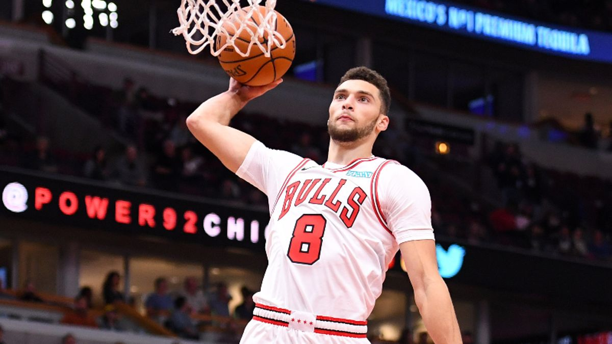 Bulls 2019-20 Season Win Total: Will Chicago Compete for East Playoffs? article feature image