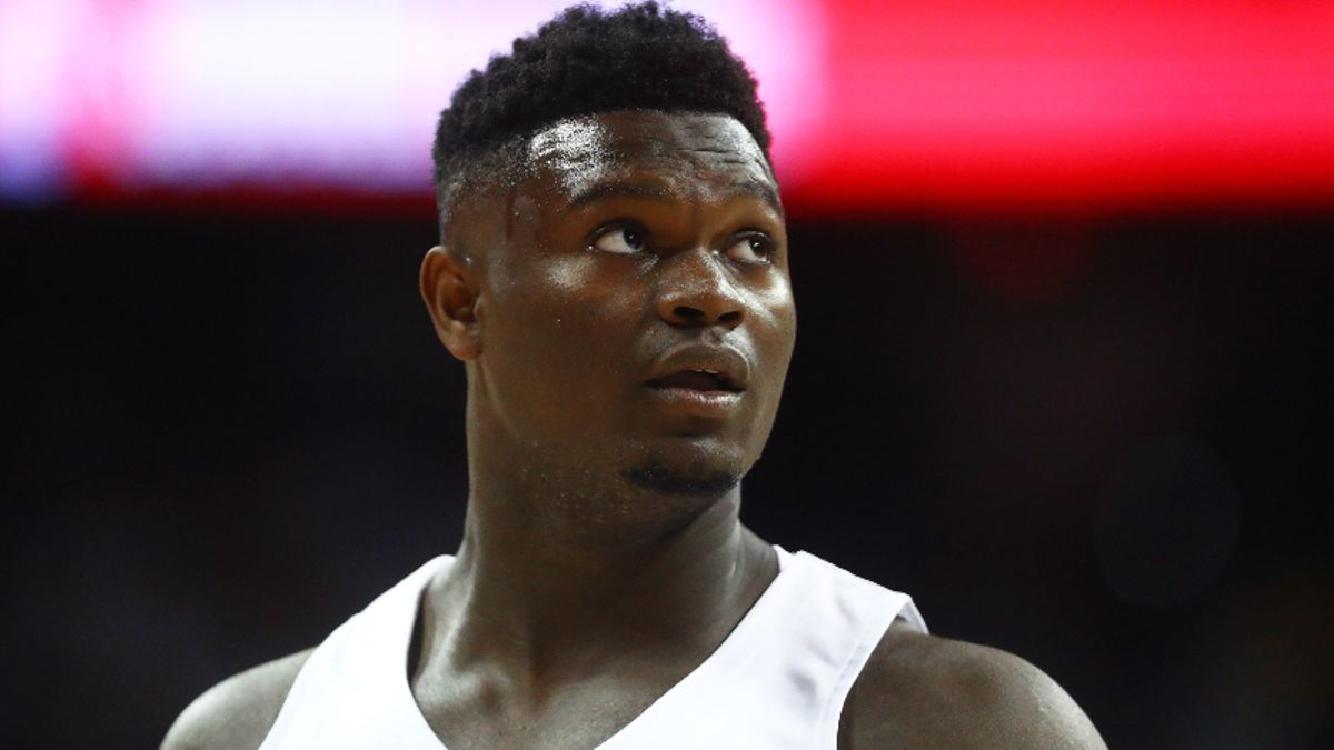 Moore: How Zion Williamson's Injury Update Shifts the Rookie of the Year Race & Perception of Pelicans article feature image