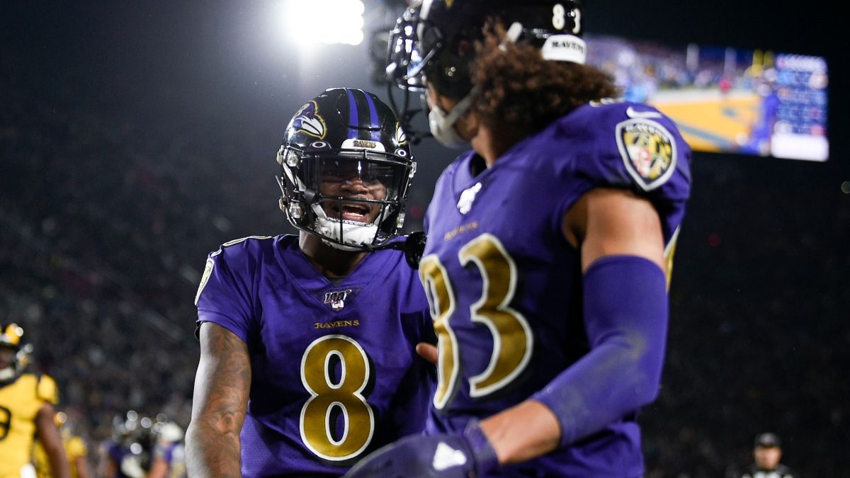 49ers vs. Ravens Betting Picks, Predictions & Odds: Lamar Jackson & Co. Overvalued? article feature image