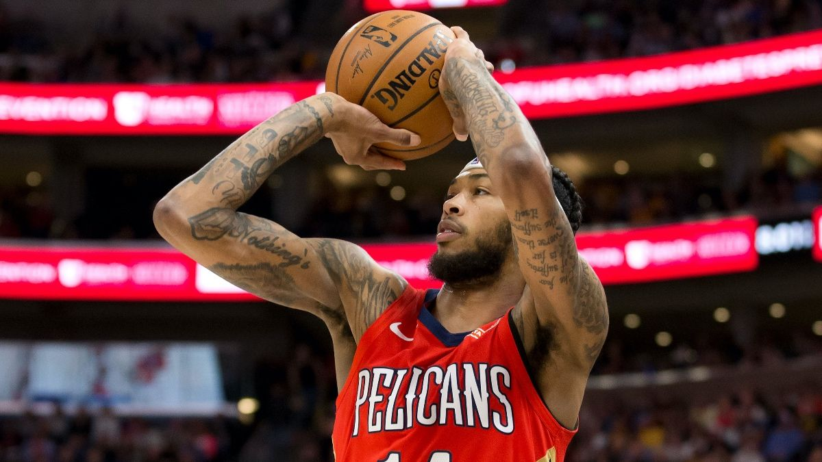 Lakers vs. Pelicans Odds & Betting Pick: Big Bets Moving Spread article feature image