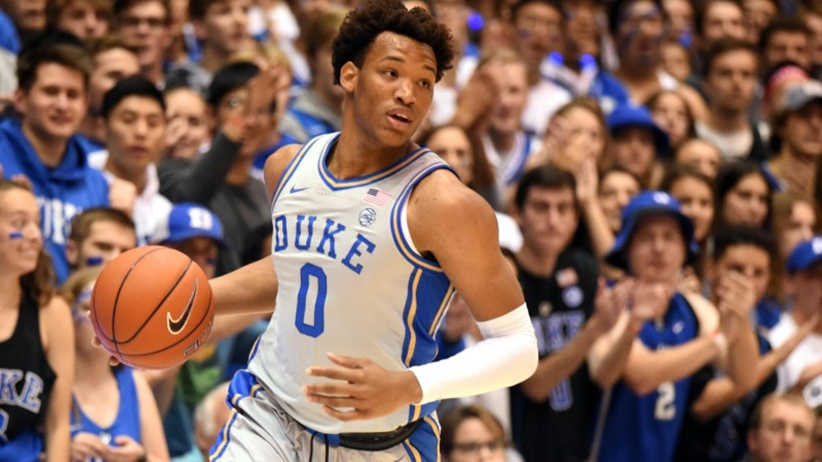 College Basketball Pro System: Ranked Teams Undervalued Early in Season article feature image