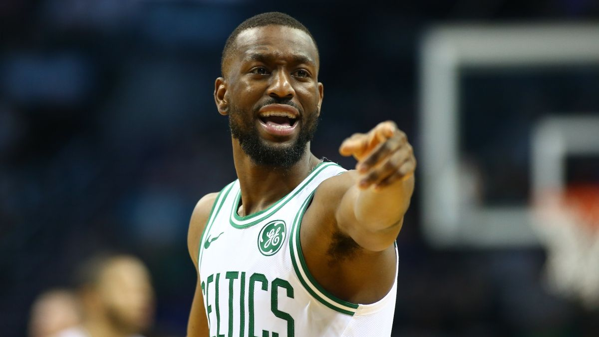 Monday NBA Predictions, Picks & Betting Odds (Nov. 25): Kemba's Value to the Celtics, More article feature image