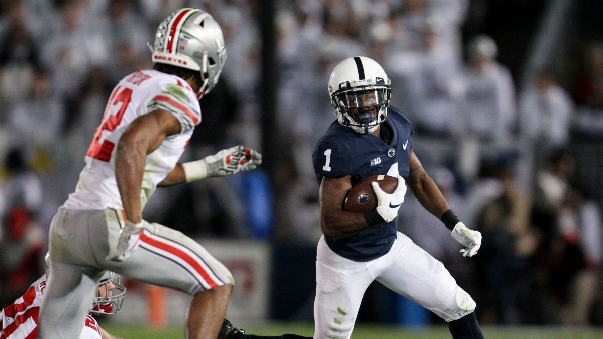 Penn State vs. Ohio State Betting Odds, Picks & Predictions: Will Nittany Lions Score With or Without KJ Hamler? article feature image
