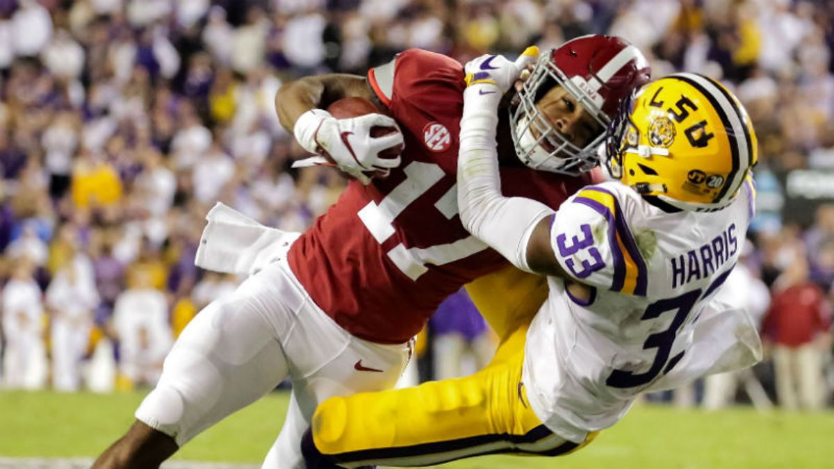 Alabama vs. LSU Picks: Our Experts' 4 Betting Predictions for Tigers-Tide article feature image