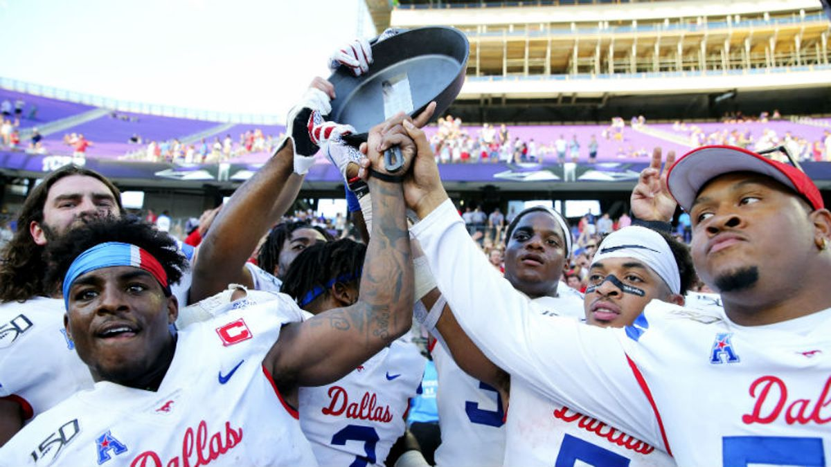 Wilson: Updated Havoc Ratings for Week 11 & How I'm Betting ECU-SMU article feature image