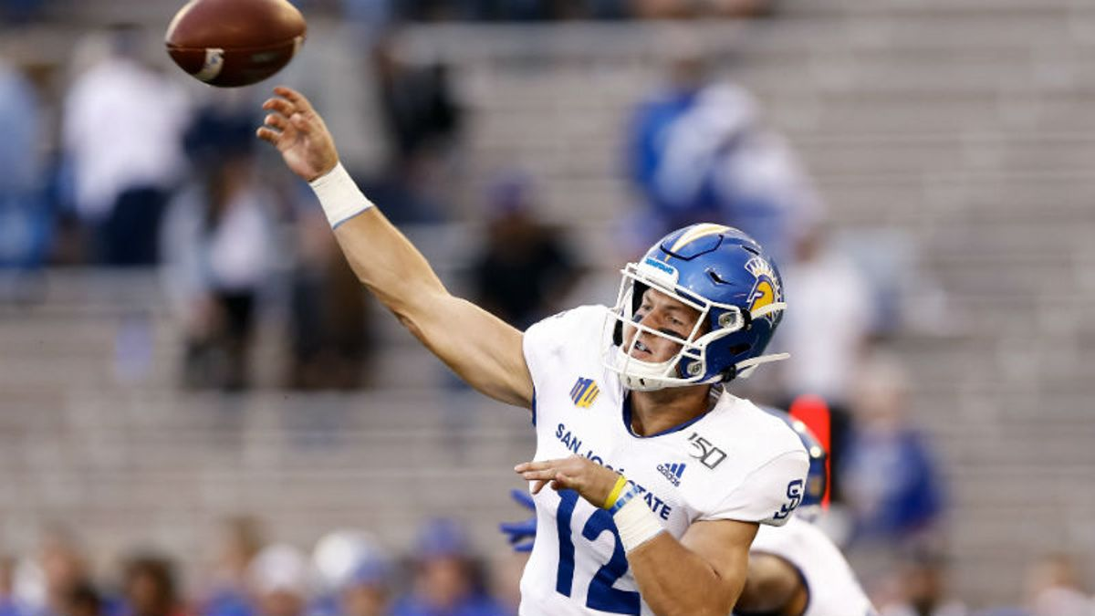 San Jose State vs. Hawaii Odds & Pick: A Shorter Approach to Island Football article feature image