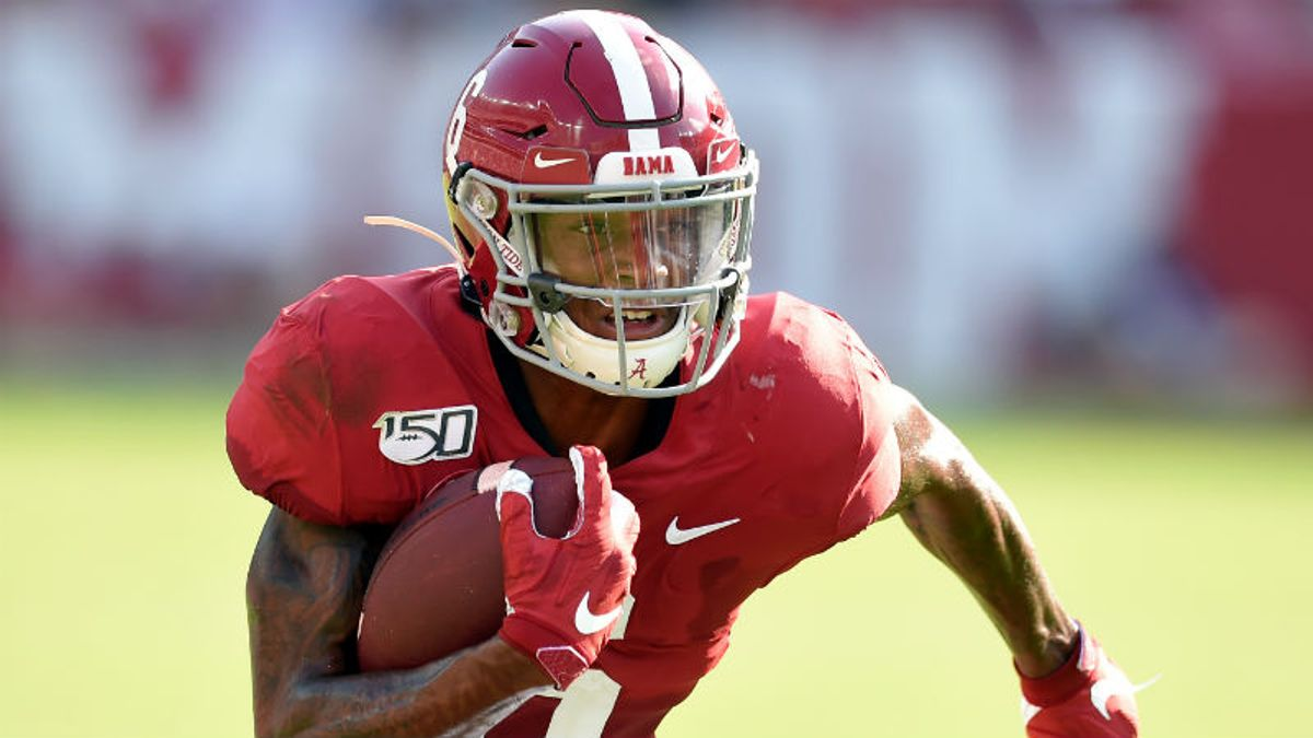 LSU vs. Alabama Odds & Picks: Will Question Marks Create Variance? article feature image