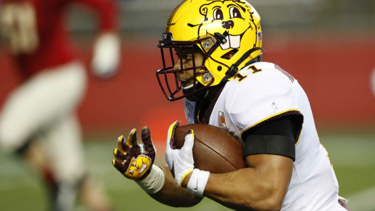 Wilson: My Projected Over/Unders for All Week 11 College Football Matchups article feature image