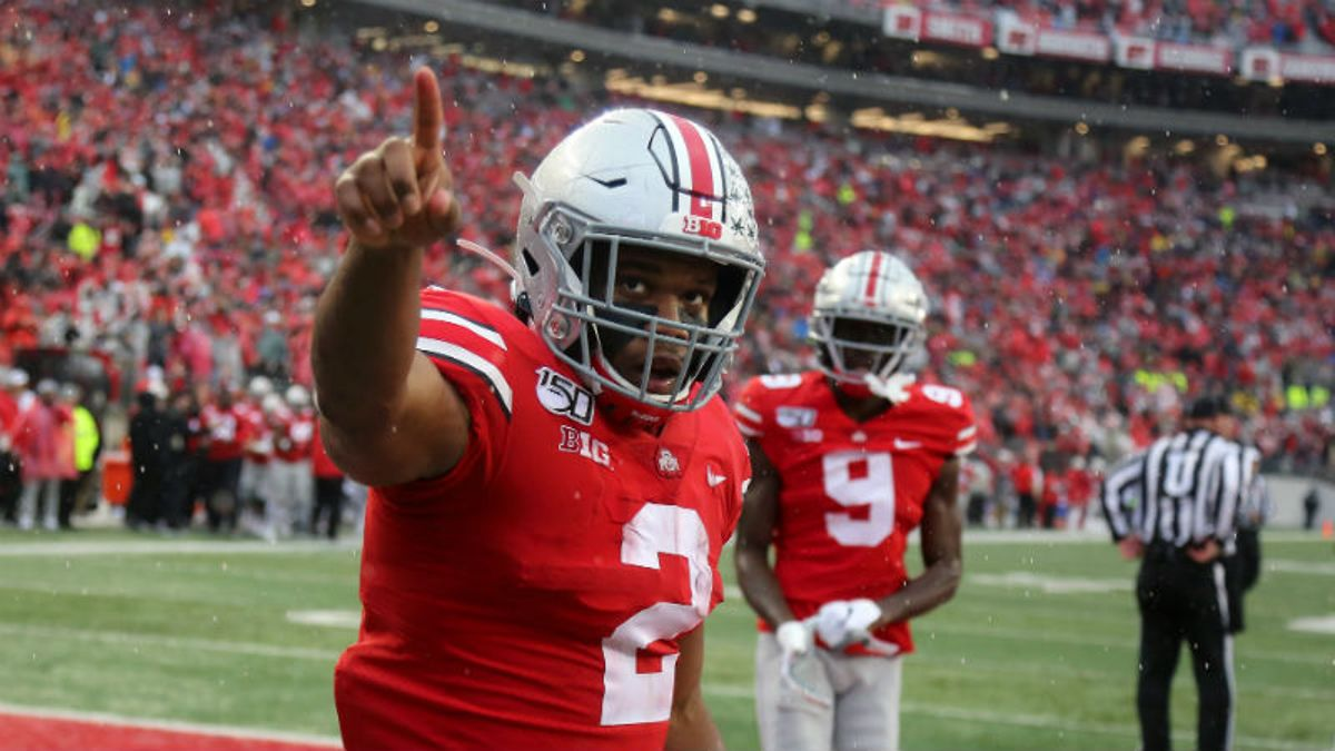 Projecting the 2019 College Football Playoff Rankings Top 25 Before Tuesday Show article feature image