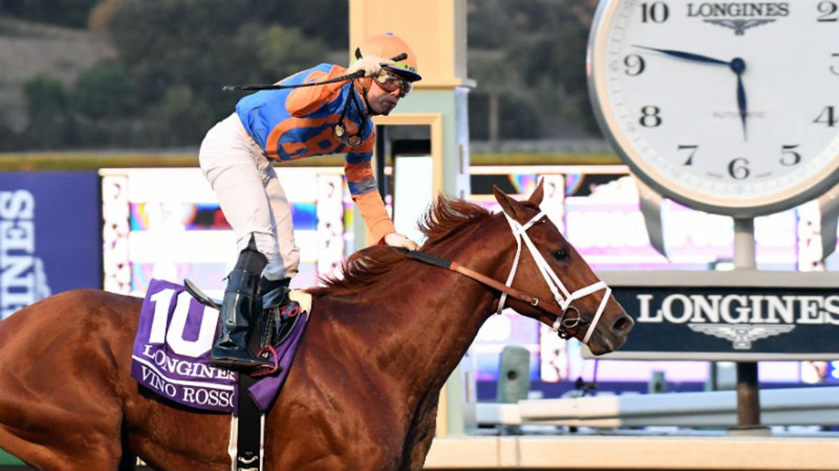 Breeders' Cup Classic 2019 Results, Full Finishing Order, Exacta & Trifecta Payouts article feature image