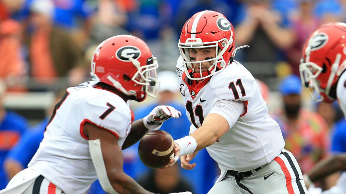 Georgia vs. Auburn Odds & Betting Pick: Do Bulldogs Have Enough Big Play Ability? article feature image