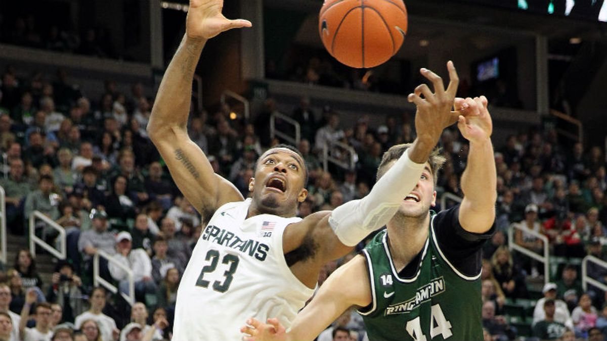 Thursday College Basketball Betting: Seton Hall vs. Michigan State, Harvard vs. Siena article feature image