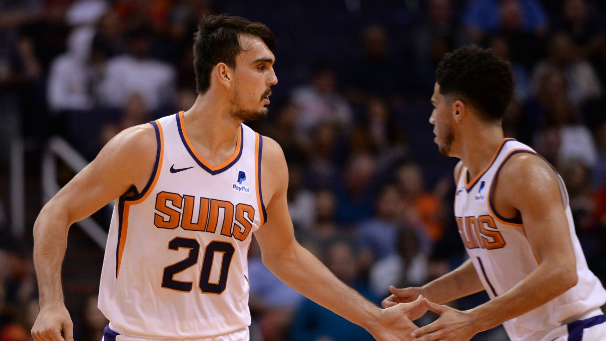 Best NBA Player Props & Betting Picks (Thursday, Nov. 21): Aron Baynes' Injury Opening Up Big Value in Pelicans vs. Suns article feature image