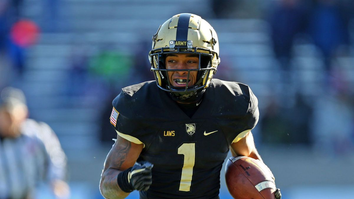 Wilson's College Football Betting Picks: 6 Best Bets for Week 14 article feature image
