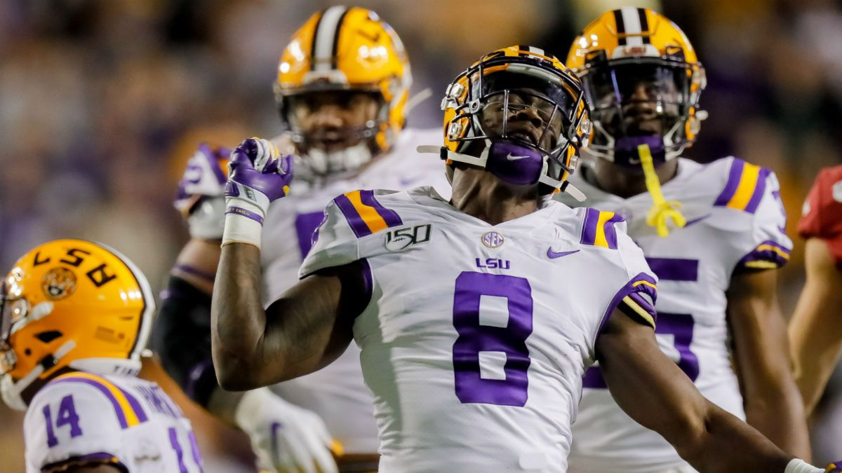 2019 College Football Rankings: Playoff Rankings, AP Poll Top 25 vs. Betting Power Ratings for Week 14 article feature image