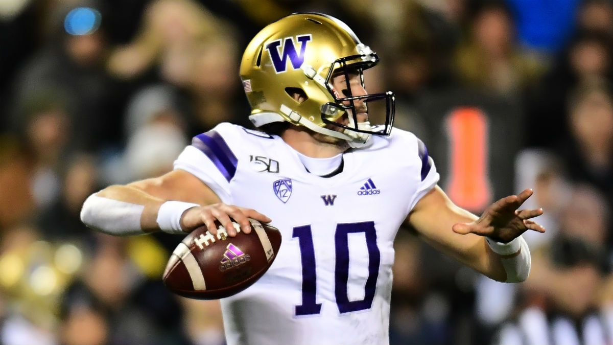 Washington State vs. Washington Betting Odds, Pick & Predictions: Petersen Has Owned Apple Cup article feature image