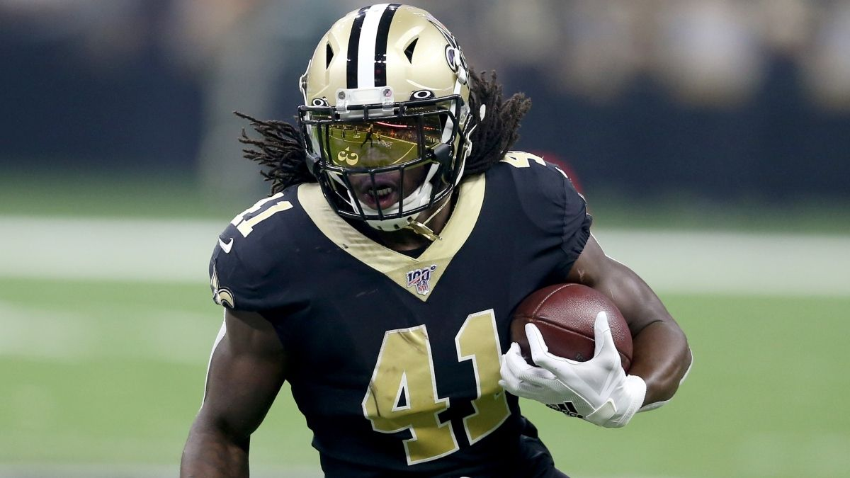 Wild Card Fantasy Football Half PPR Rankings: RB article feature image