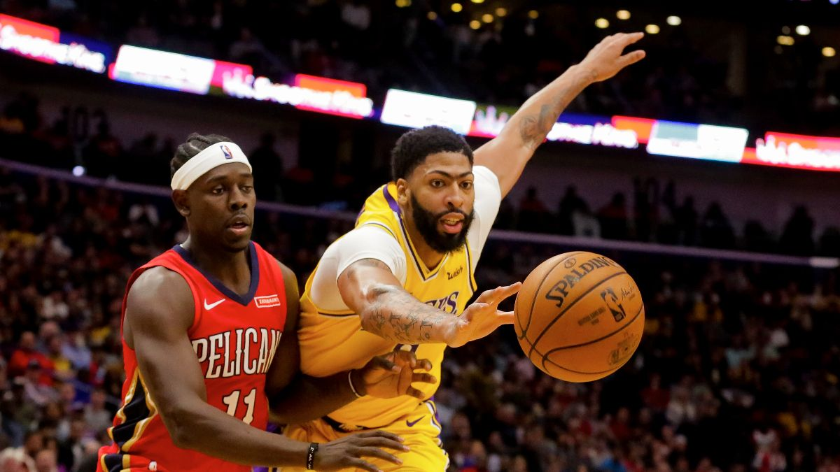Friday NBA Predictions, Picks & Betting Odds (Nov. 29): Can the Lakers Slow the Wizards' Offense? article feature image