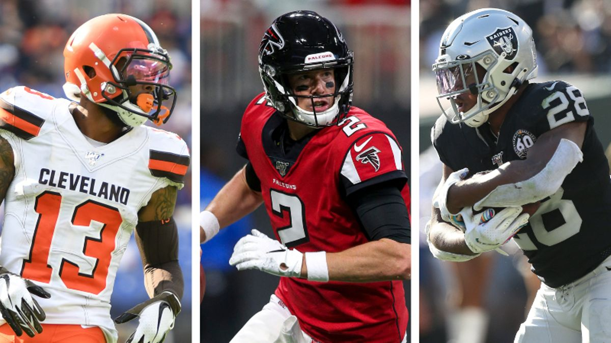 Koerner's Week 12 Fantasy Football Tiers: Rankings for QB, RB, WR, TE, More article feature image