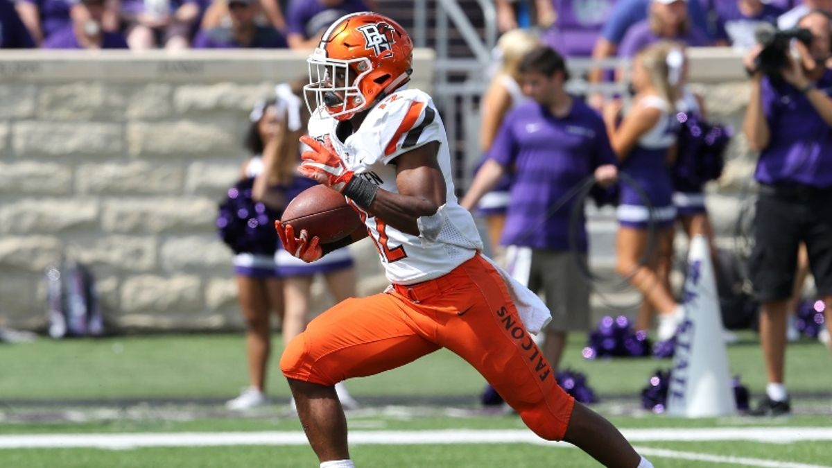 Tuesday Night MACtion Betting Guides: Odds, How To Bet Ohio-Bowling Green, Eastern Michigan-NIU article feature image