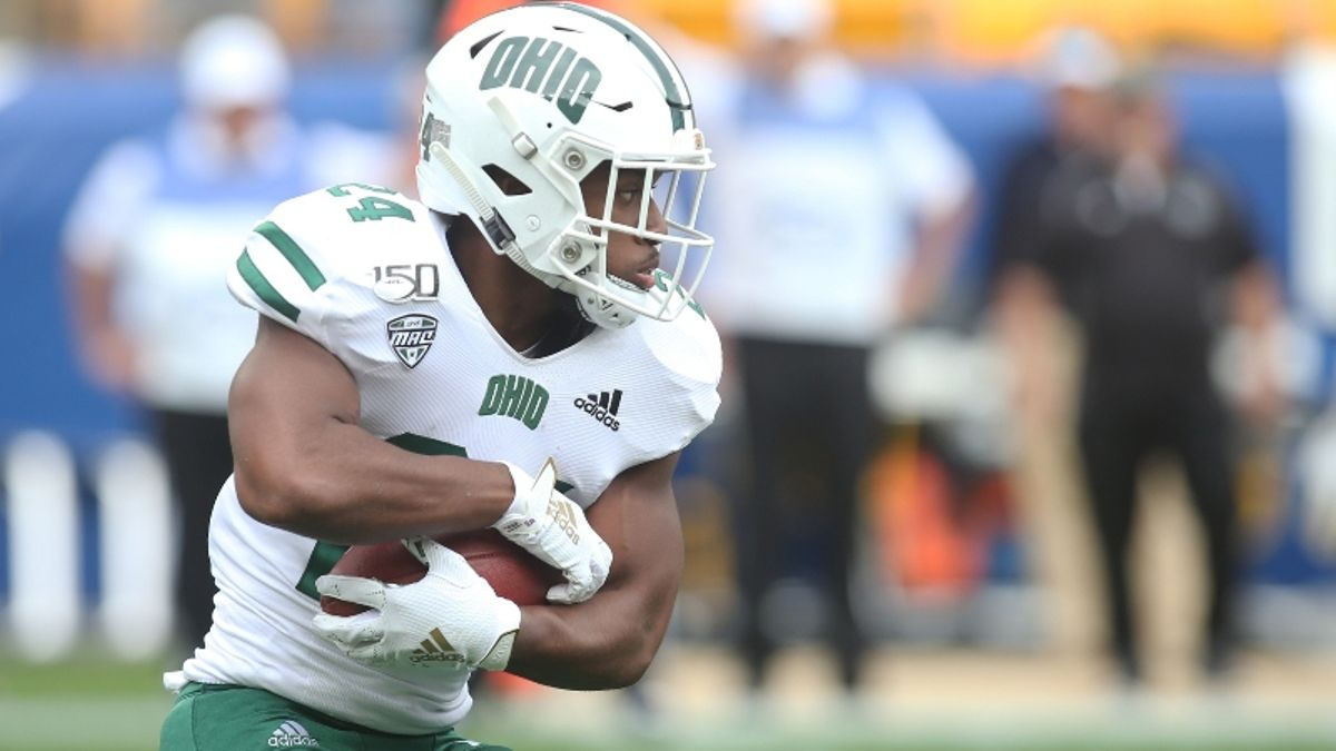 Ohio vs. Bowling Green Betting Odds, Picks: Will the Bobcats Run Up the Score? article feature image