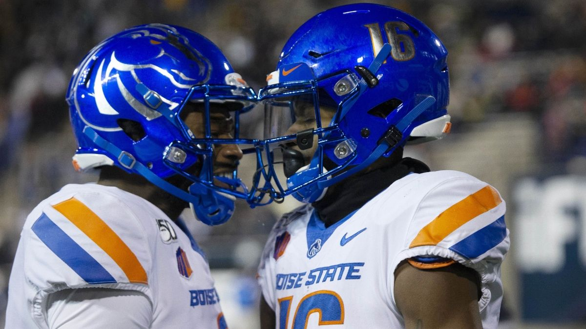Hawaii vs. Boise State Odds, Picks and Betting Prediction: Prepare for Fireworks at the Mountain West Championship article feature image