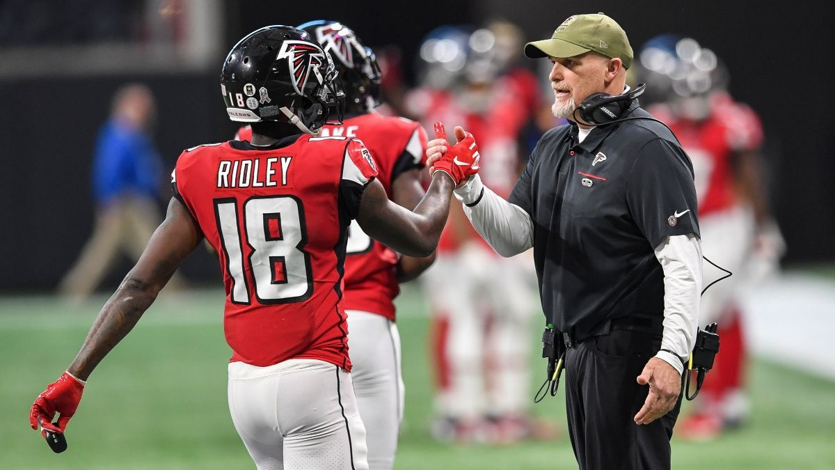 Saints vs. Falcons Betting Predictions & Picks: Why This Game Is Providing Thanksgiving's Best Betting Edge article feature image