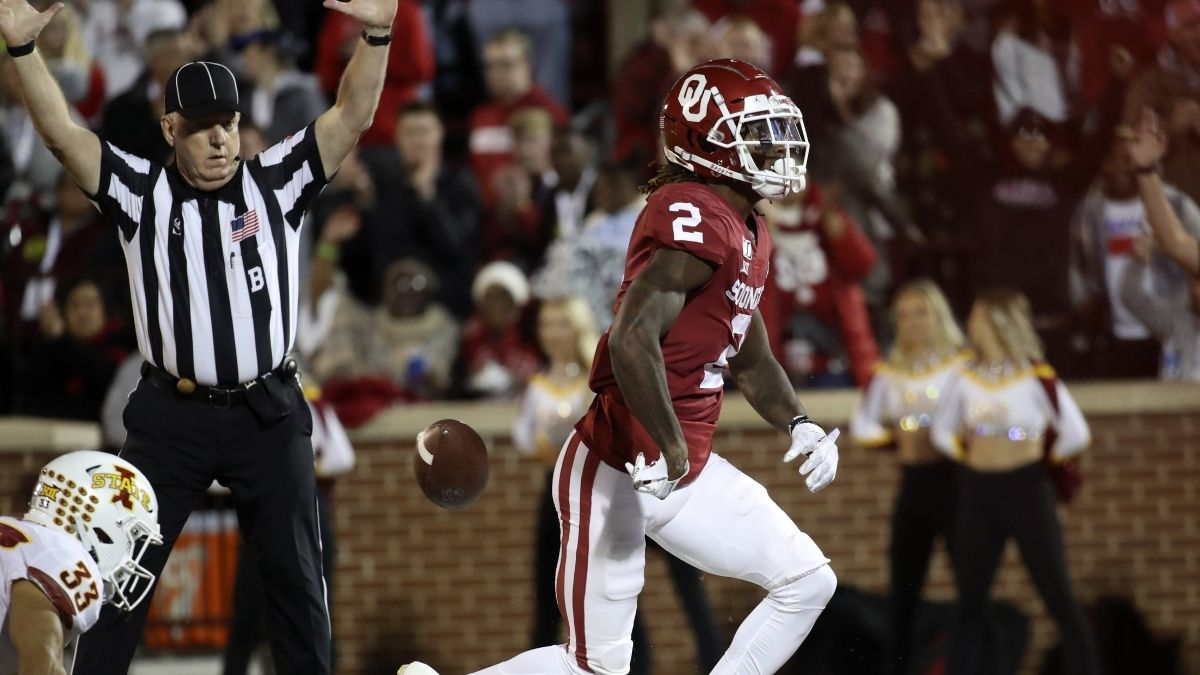 Baylor vs. Oklahoma Betting Odds, Picks and Predictions: Will Bears Steal Big 12 Championship 2019? article feature image