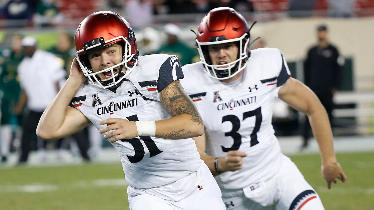 Birmingham Bowl Odds: Boston College vs. Cincinnati Spread, Over/Under & Our Projections article feature image