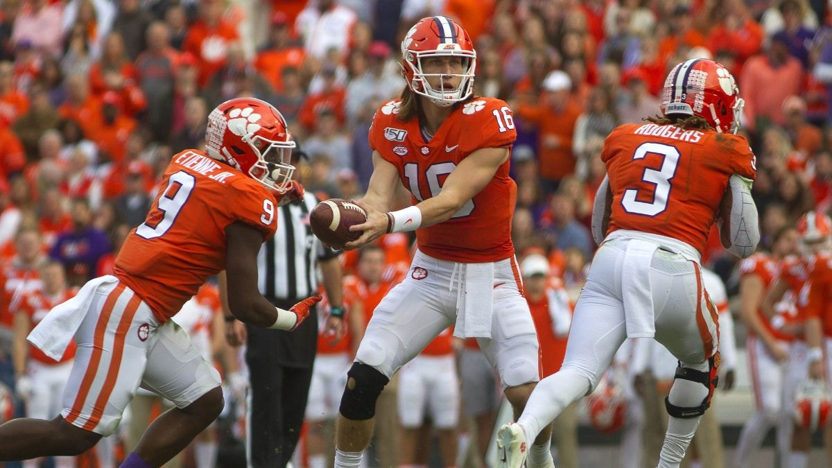 College Football Betting Picks: Our Experts' 7 Best Bets for 2019 Conference Championship Weekend article feature image
