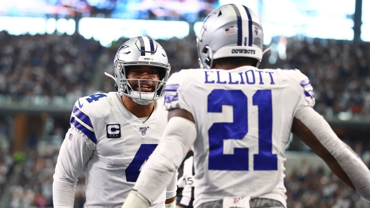 Cowboys vs. Giants Odds, Picks & Monday Night Football Predictions article feature image