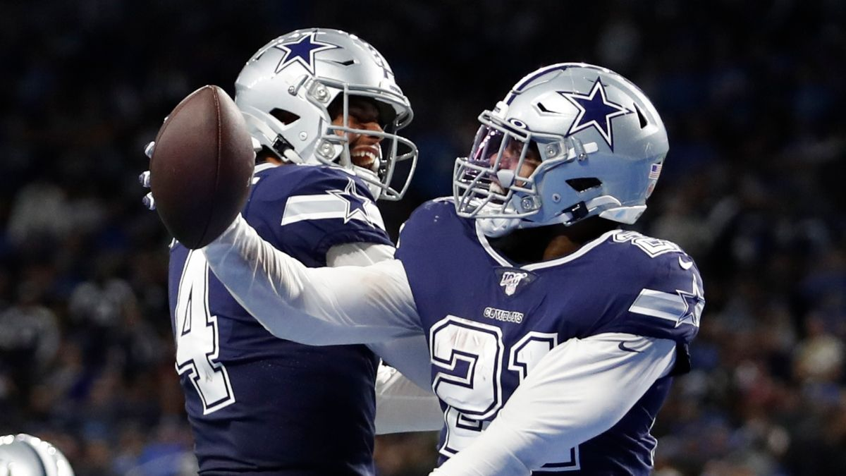 Our Experts' Cowboys vs. Patriots Betting Picks: Spread & Prop Bets article feature image