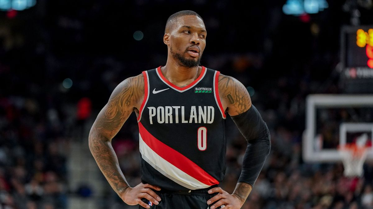 Wednesday NBA Predictions, Picks & Betting Odds (Nov. 27): Can Portland Fix Its Offense? article feature image