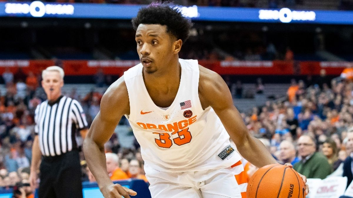College Basketball Sharp Report: UVA vs. Syracuse Spread Causing Pros vs. Joes Disagreement article feature image