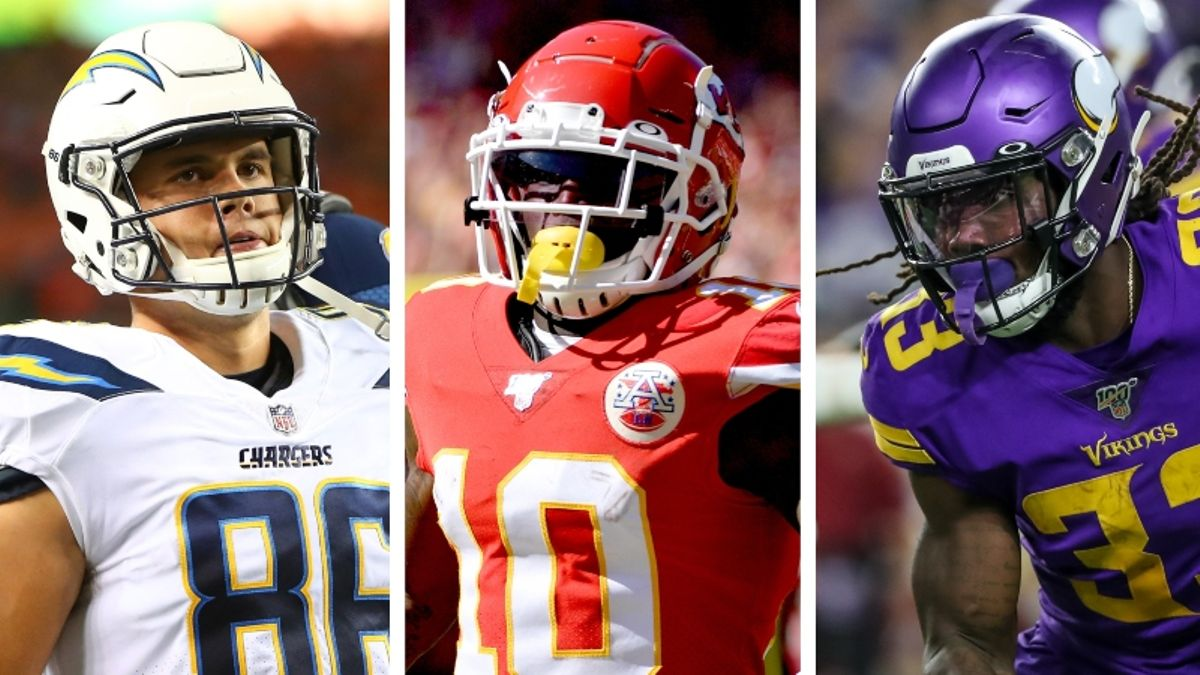 Week 11 Fantasy Football Rankings for Every Position: PPR, Standard, Half PPR article feature image