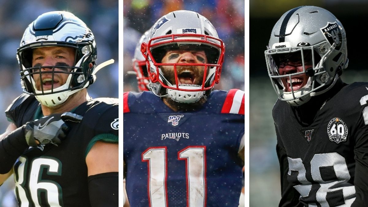 Week 12 Fantasy Football Rankings for Every Position: PPR, Standard, Half PPR article feature image