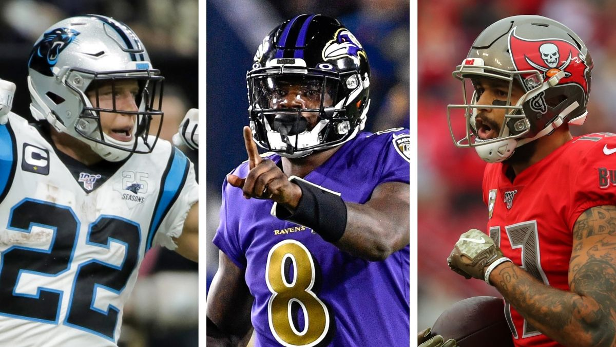 Week 13 Fantasy Football Rankings for Every Position: PPR, Standard, Half PPR article feature image