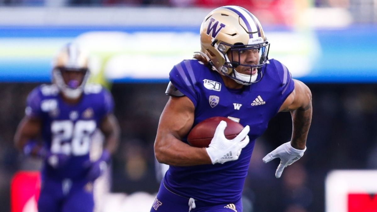 Friday College Football Betting Picks, Odds: UCF vs. Tulsa & Washington vs. Oregon State article feature image