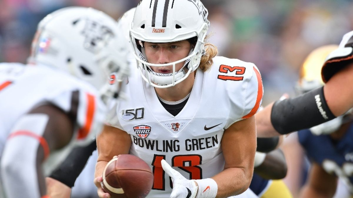 Sharp Bettors Buying Back Ohio vs. Bowling Green Point Spread article feature image