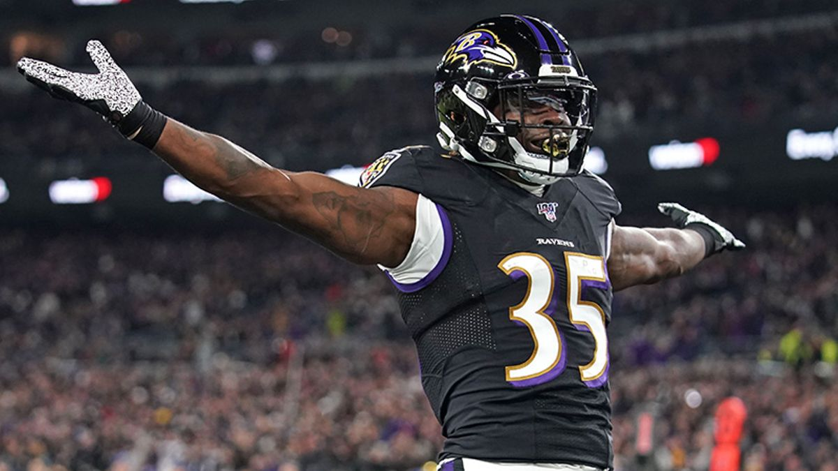 Rovell: Ravens Rout vs. Patriots Completes $1.17 Million Day for One Bettor article feature image