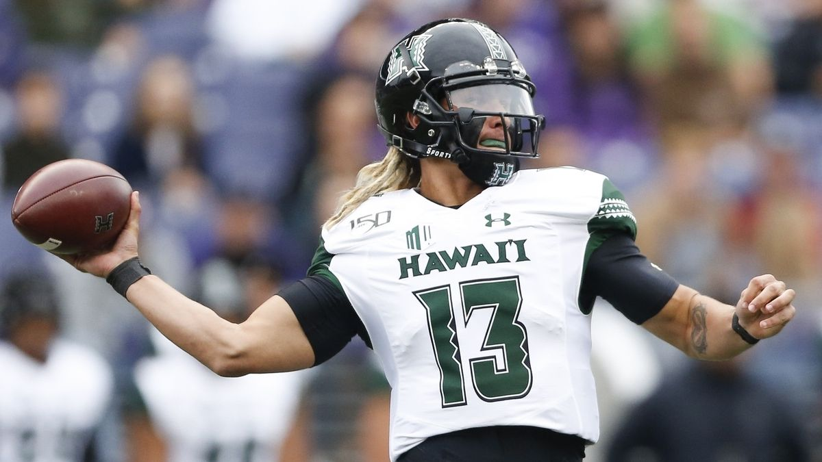 Hawaii Bowl Odds: Hawaii vs. BYU Spread, Over/Under & Our Projections article feature image