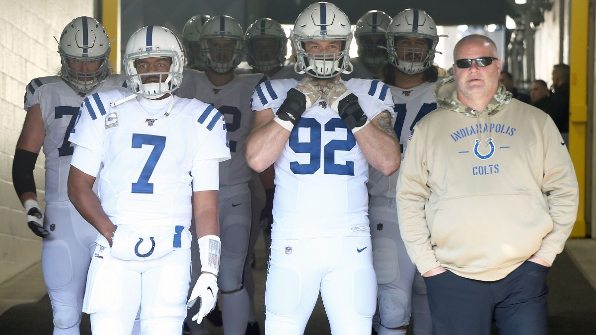 Colts vs. Texans Betting Pick for Thursday Night Football: NFL System Pointing to Over/Under Value article feature image