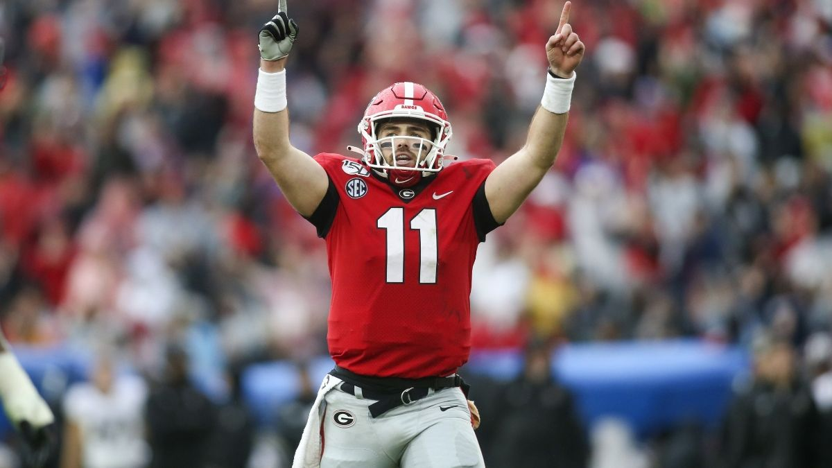2019 SEC Championship Game Betting Odds, Picks & Prediction: Can Georgia Slow Down Unstoppable LSU Offense? article feature image