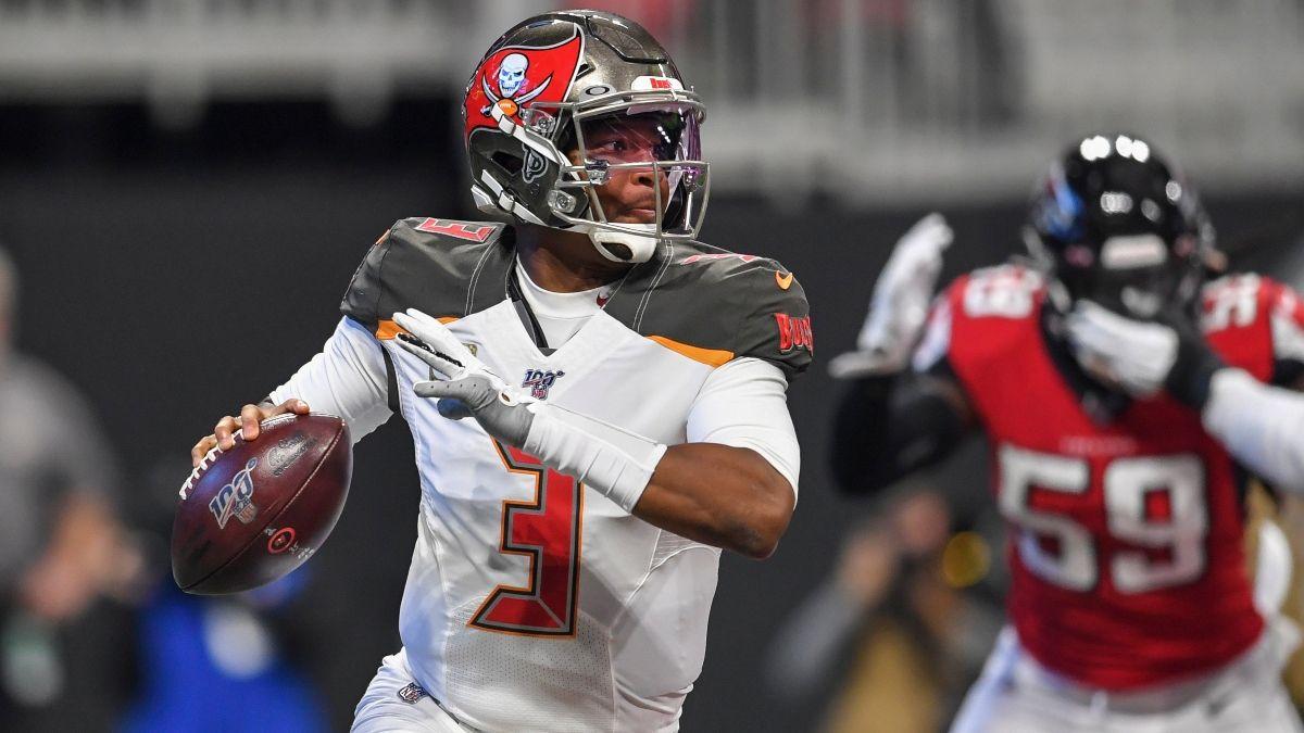 Buccaneers vs. Jaguars Picks, Predictions & Betting Odds: Can Nick Foles Exploit a Weak Tampa Bay Pass Defense? article feature image