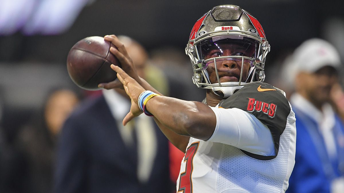 Falcons vs. Buccaneers Betting Odds & Pick: How to Bet This Battle of Two Improved Defenses article feature image