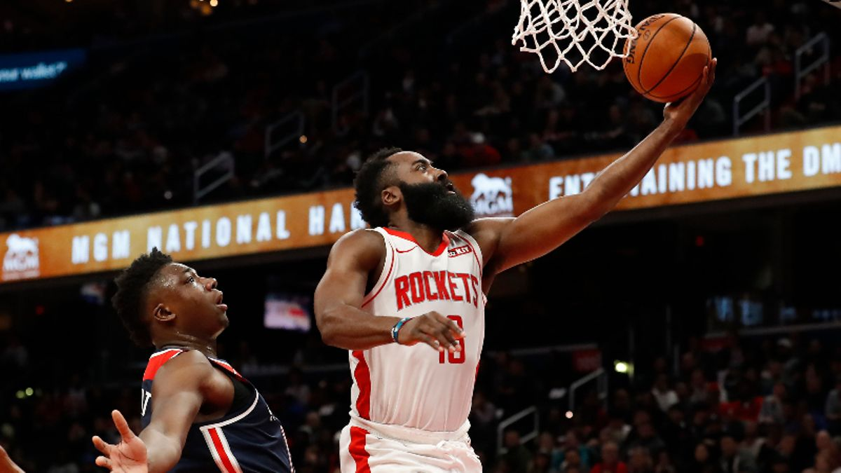 Saturday's Best NBA Player Props: Bet on Big Night From James Harden? article feature image